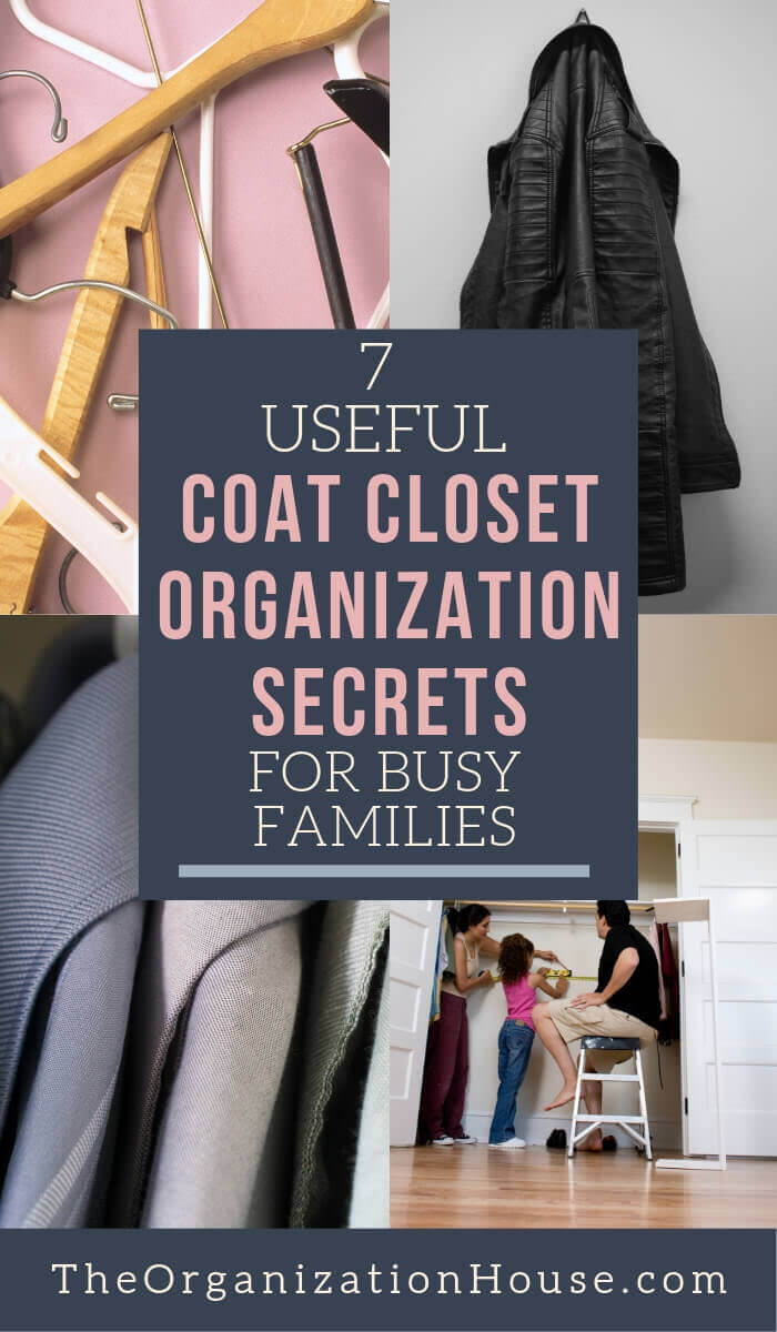 7 Coat Closet Organization Tips for Busy Families - TheOrganizationHouse.com