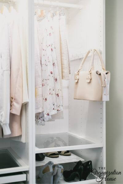 Clothes Organization Ideas to Get You Organized - TheOrganizationHouse.com