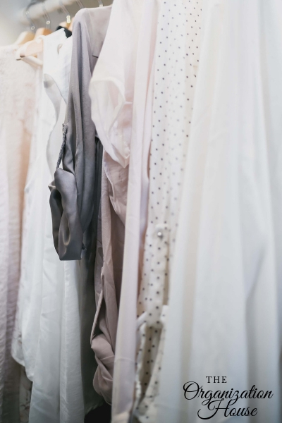 DIY Closet Organization - Organizing a Closet on a Budget - TheOrganizationHouse.com