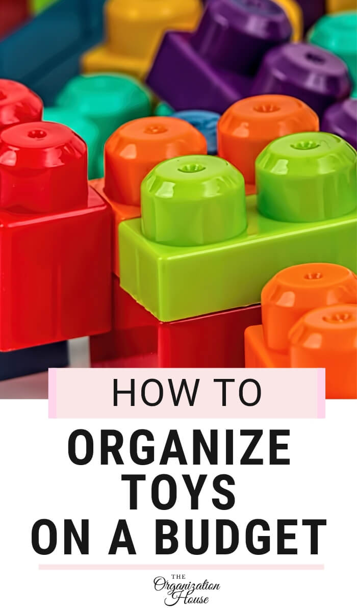 Tips and Tricks for Organizing Toys on a Budget - TheOrganizationHouse.com