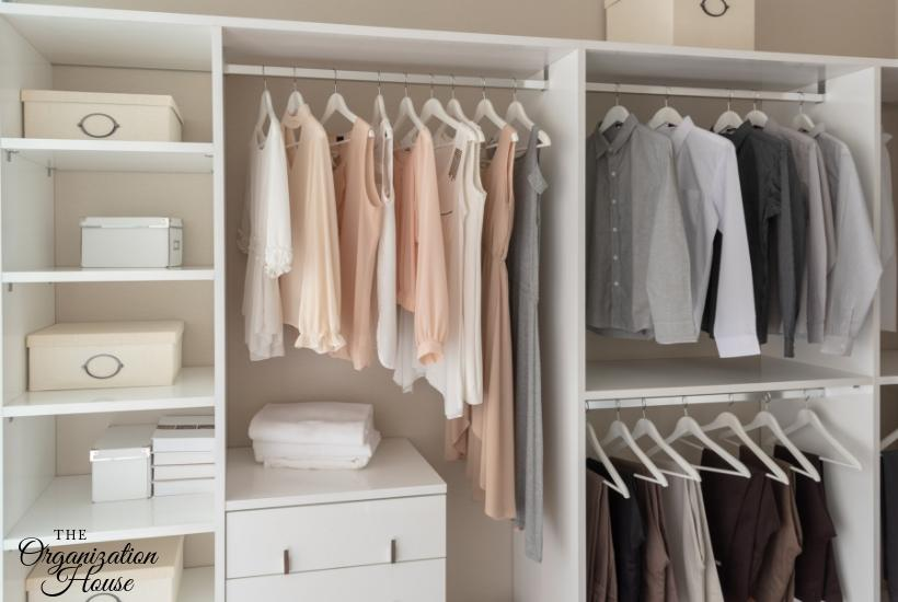 Awesome Closet Organizer Ideas to Easily Do This Weekend - TheOrganizationHouse.com.jpg