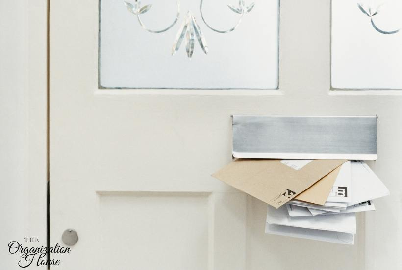 Organizing Paper Clutter Tips and Tricks - TheOrganizationHouse.com