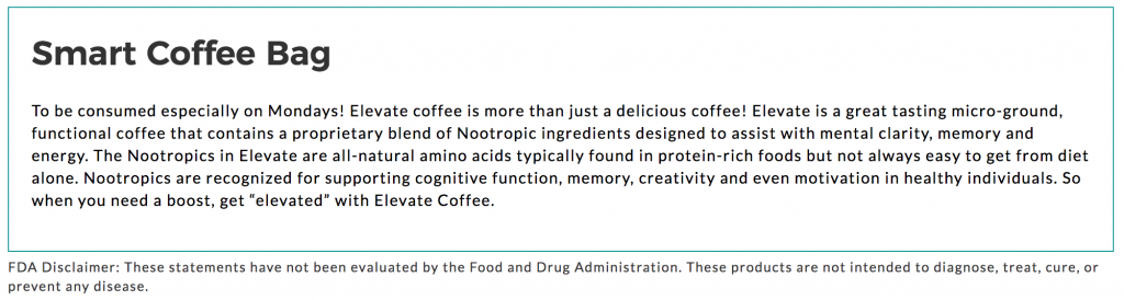 Smart Coffee Description - What is Happy Coffee? - TheOrganizationHouse.com
