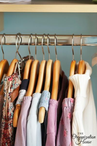 The Best Ways to Organize a Woman's Closet on a Budget - TheOrganizationHouse.com