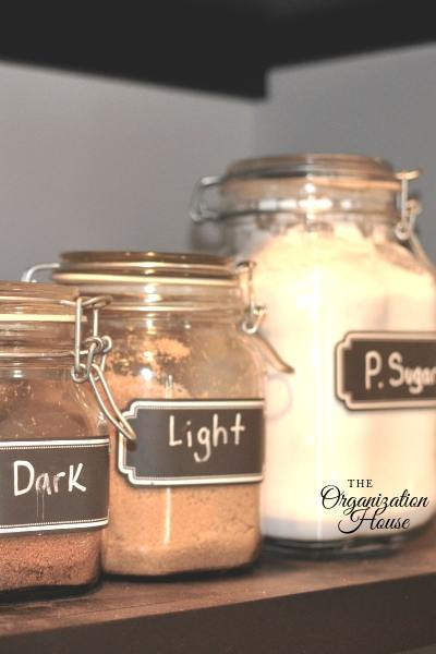 Deep Pantry Organization Made Easy - TheOrganizationHouse.com