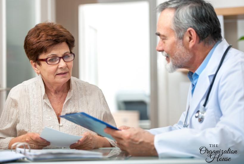 Keeping Track of and Organizing Your Medical Information - TheOrganizationHouse.com