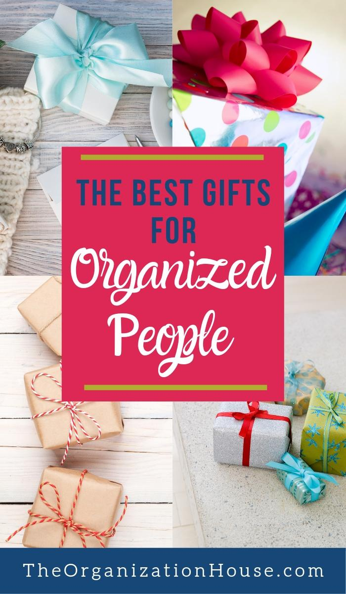Must-Have Gifts for Organized People Who Have Everything - TheOrganizationHouse.com