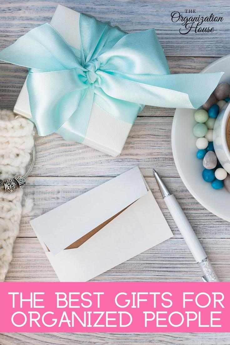 Shopping for Someone Who Loves to Organize? Here are the Best Gifts for Organized People   - TheOrganizationHouse.com
