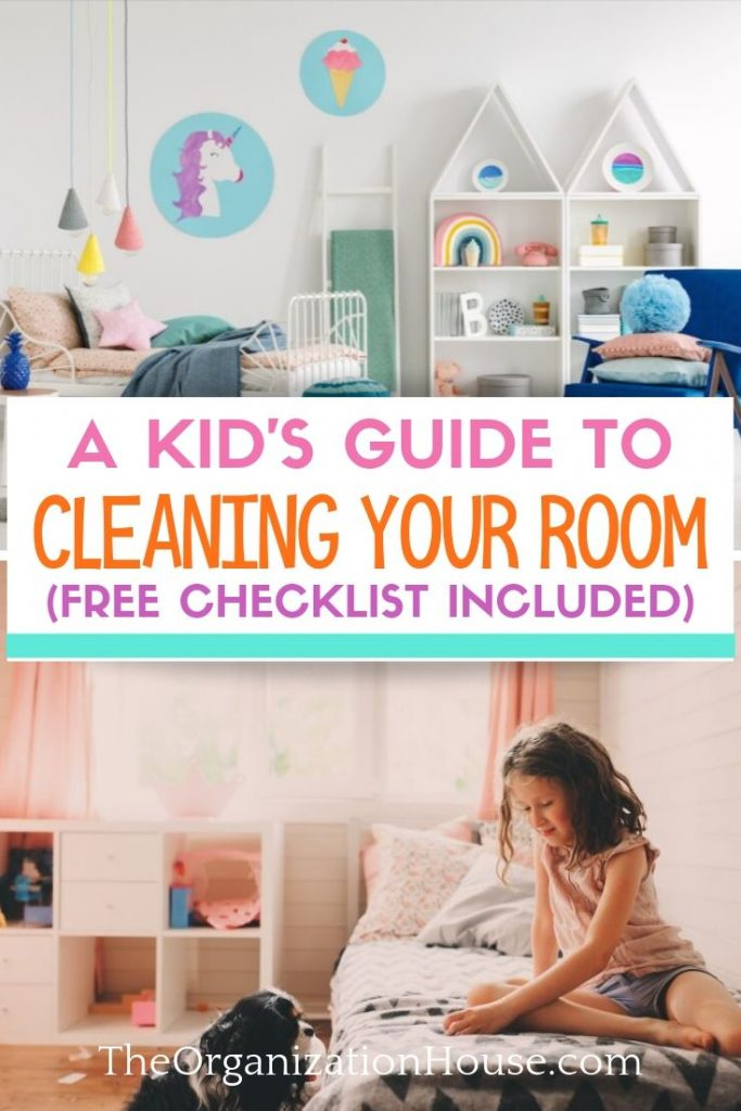 A Kids' Guide to Cleaning Your Room