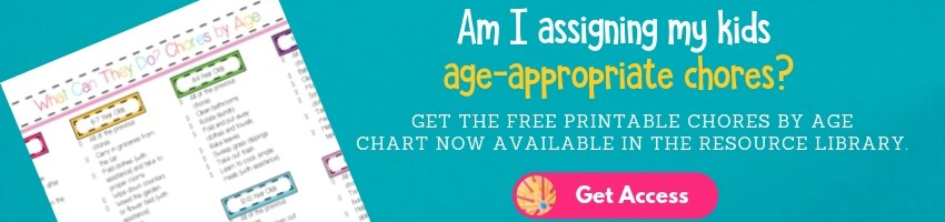 Get the age-appropriate chores list at TheOrganizationHouse.com