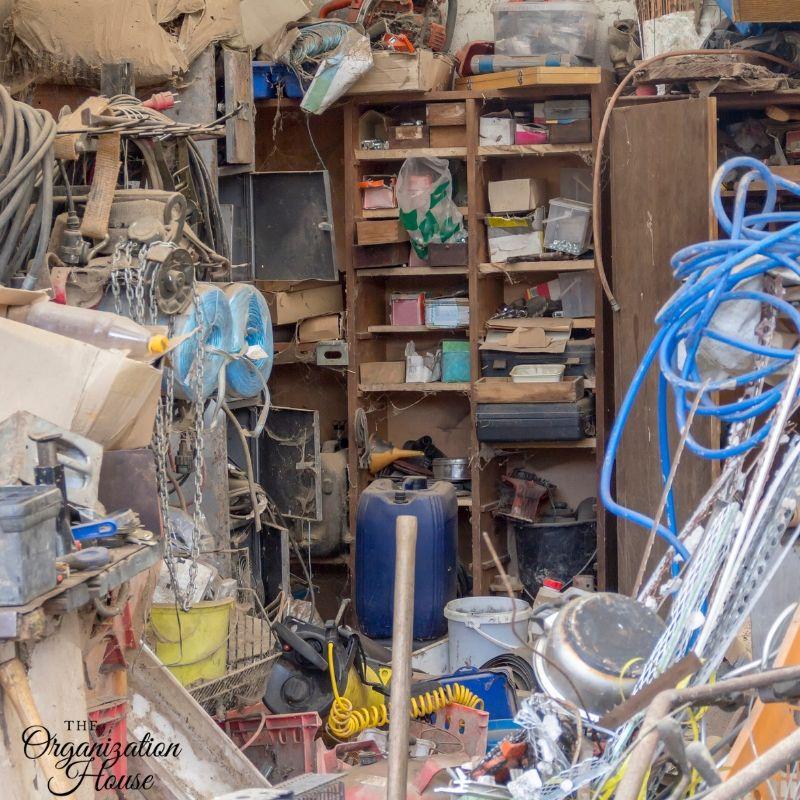 Garage Need Organizing? Here's How to Organize a Garage Fast - TheOrganizationHouse.com