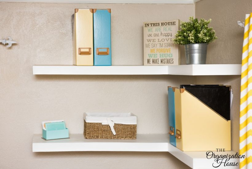 Organizers for the Home - 10 Must-Have Organization Tools for the Home - TheOrganizationHouse.com