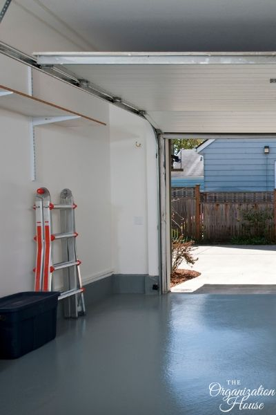 Tips for How to Organize a Garage in a Weekend - TheOrganizationHouse.com
