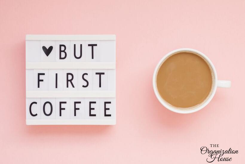 Happy Coffee's New Formula - TheOrganizationHouse.com