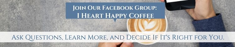 I Heart Happy Coffee Facebook Group