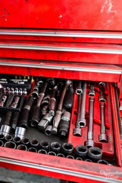 Ideas for Toolbox Set Up